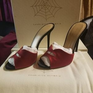 CHARLOTTE OLYMPIA (kISS MY FEET) ORIGINAL